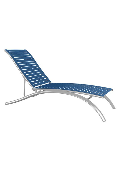 SOUTH BEACH ELITE EZ SPAN CHAISE-RIBBON 231432RB