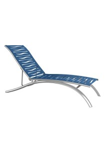 SOUTH BEACH ELITE EZ SPAN CHAISE-WAVE 231432WV