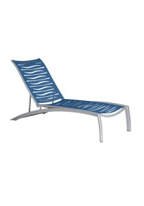 SOUTH BEACH EZ SPAN ARMLESS CHAISE-WAVE 230532WV