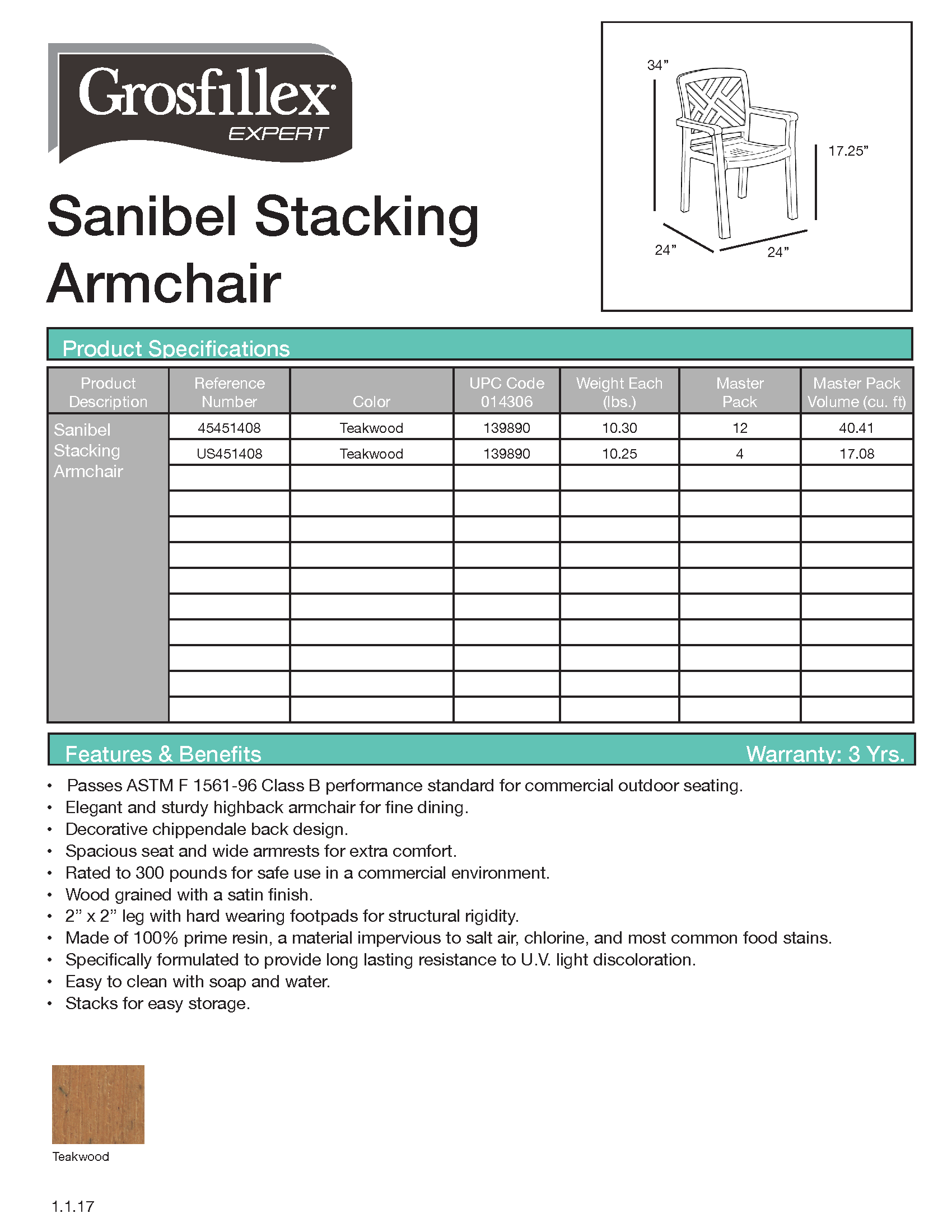 Sanibel Armchair