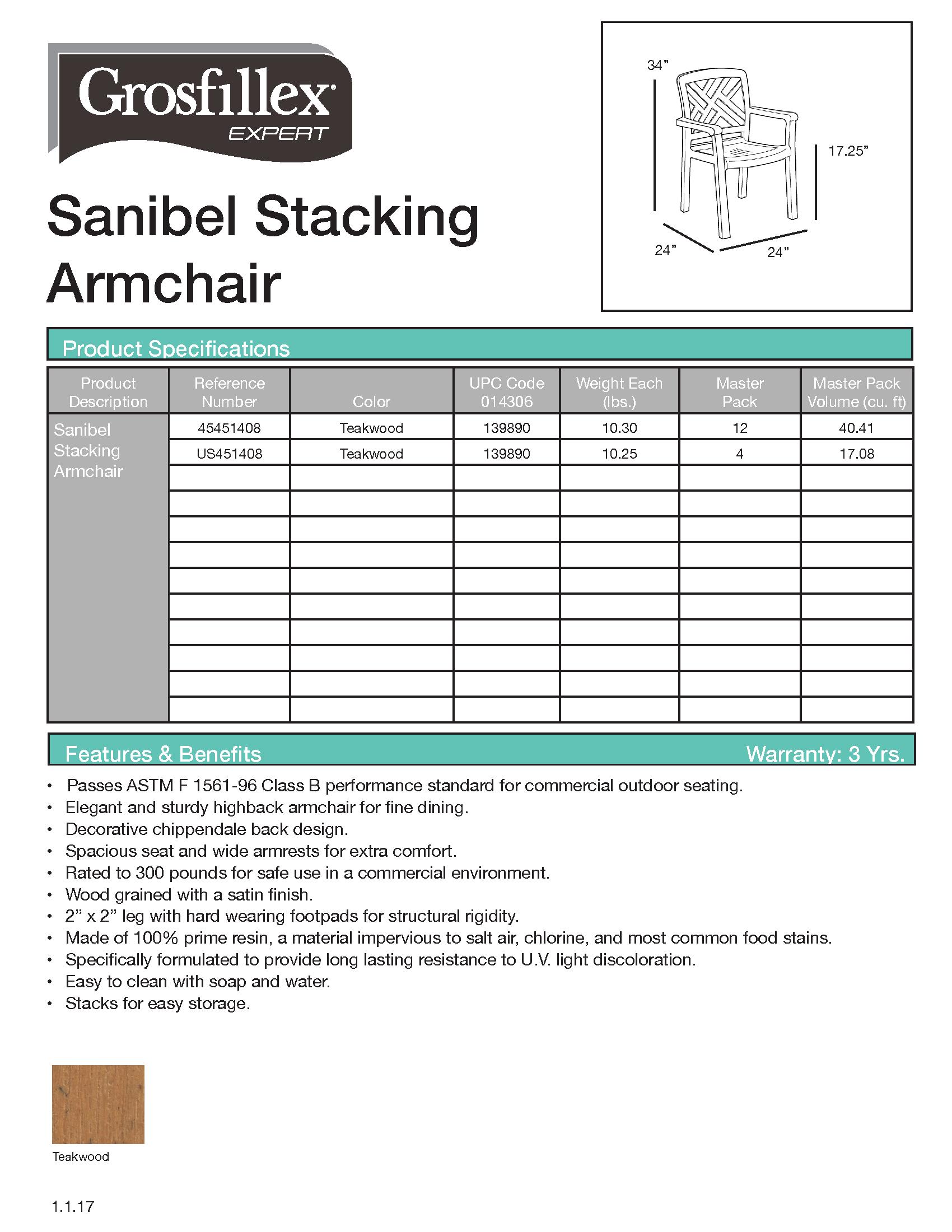Sanibel Armchair