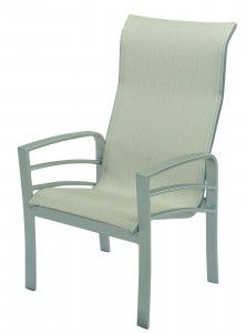 SLING HIGH BACK DINING CHAIR W1650HB GRADE B $209.00 GRADE C $215.00 GRADE D $219.00 GRADE E $229.00