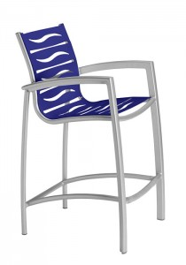SOUTH BEACH EZ SPAN BAR STOOL-WAVE 230526WV