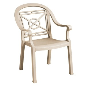 Grosfillex Victoria Chair