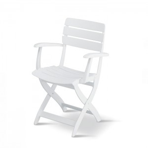 VENEZIA FOLDING ARM CHAIR #1341-000