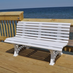 CAPE HENRY 3 SEAT BENCH #4255-000