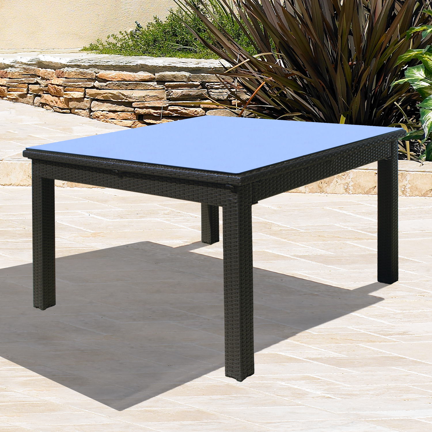 VENICE 60″ SQUARE TABLE RC898  $690.00