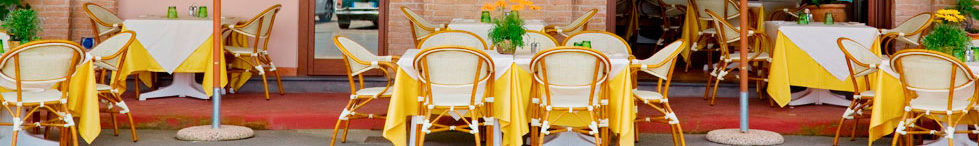 Restaurant Exterior Seating