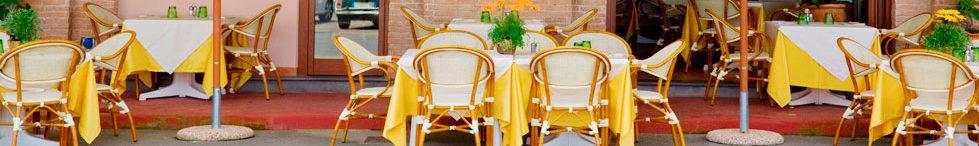 Restaurant Exterior Seating