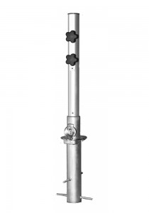 Bazooka In Ground base $129.00 Click Here to See Spec Sheet