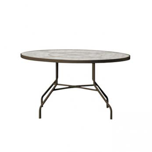 42″ ROUND DINING TABLE 646N