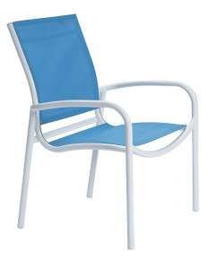 MILLENNIA RELAXED SLING DINING CHAIR 220424