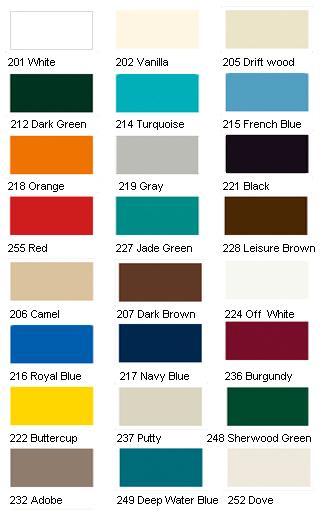 vinylcolors