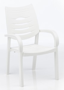 HAPPY CHAIR-WHITE 310202-5000