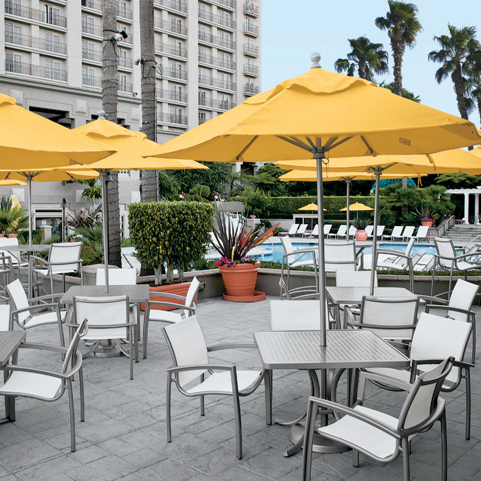 South Beach Commercial Outdoor Furniture At Low Prices