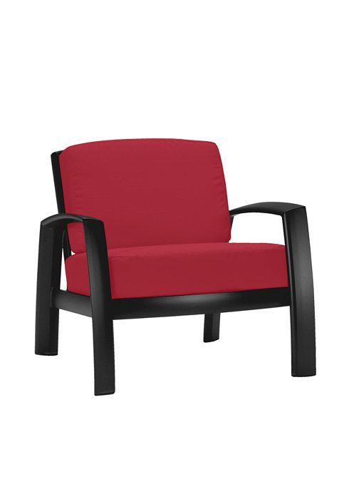 SOUTH BEACH CUSHION LOUNGE CHAIR 251311AC