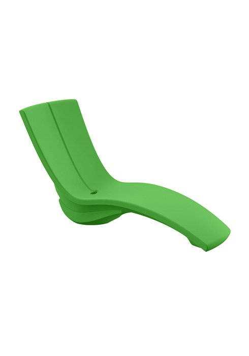 CURVE WITH RISER IN BRIGHT GREEN 3A1533-08