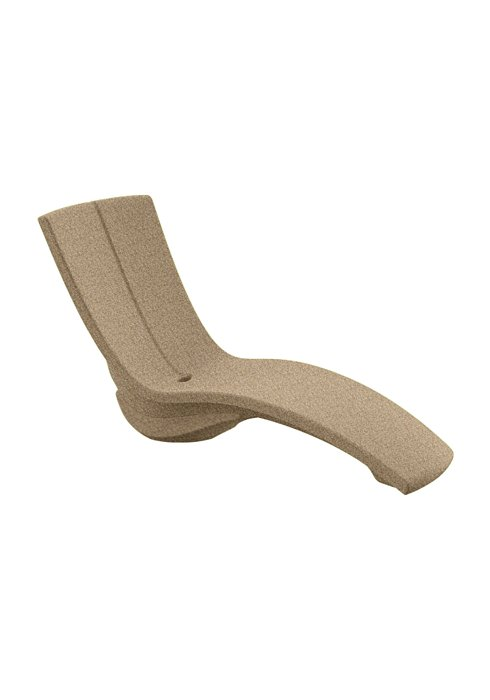 CURVE WITH RISER IN SANDSTONE 3A1533-08