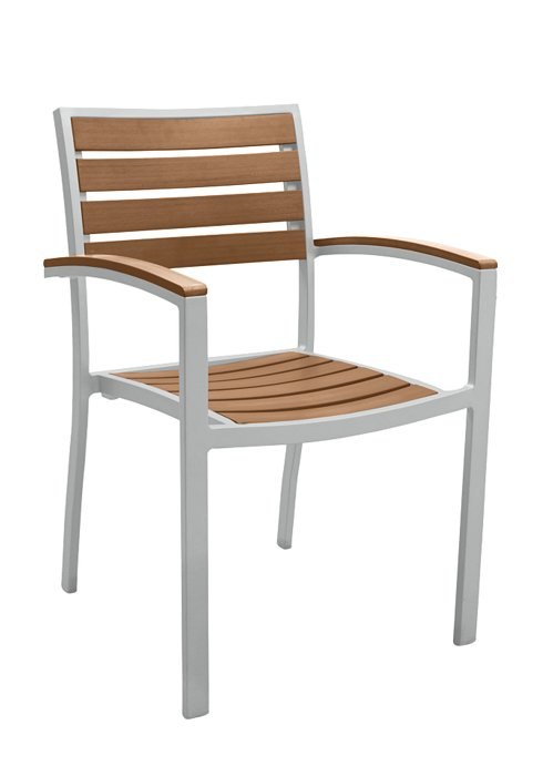 JADO ARM CHAIR-SILVER 2J1324