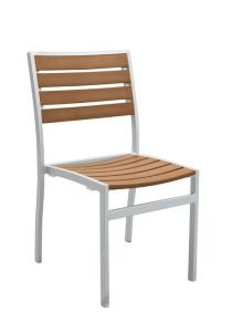 JADO SIDE CHAIR-SILVER 2J1328