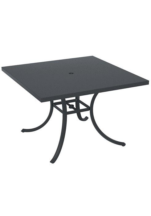 ION 42″ SQAURE UMBRELLA TABLE 1877SNU