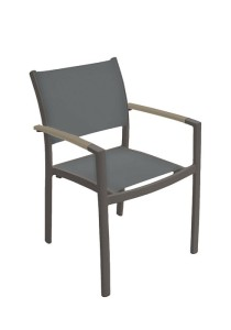 SONO DINING CHAIR-CHARCOAL 2A1324