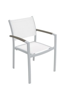 SONO DINING CHAIR-SILVER 2A1324