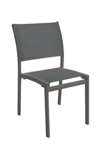 SONO SIDE CHAIR-CHARCOAL 2A1328