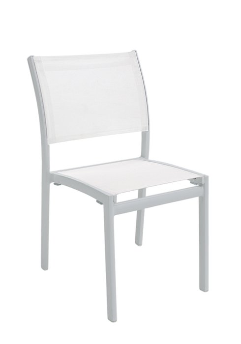 SONO SIDE CHAIR-SILVER 2A1328