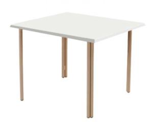 36″ SQ FIBERGLASS ADA TABLE WT3602F-HD $249.00