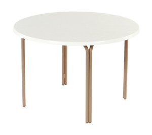 48″ RD FIBERGLASS ADA TABLE WT4802F-HD $339.00