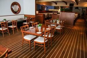 Interior Restaurant Seating