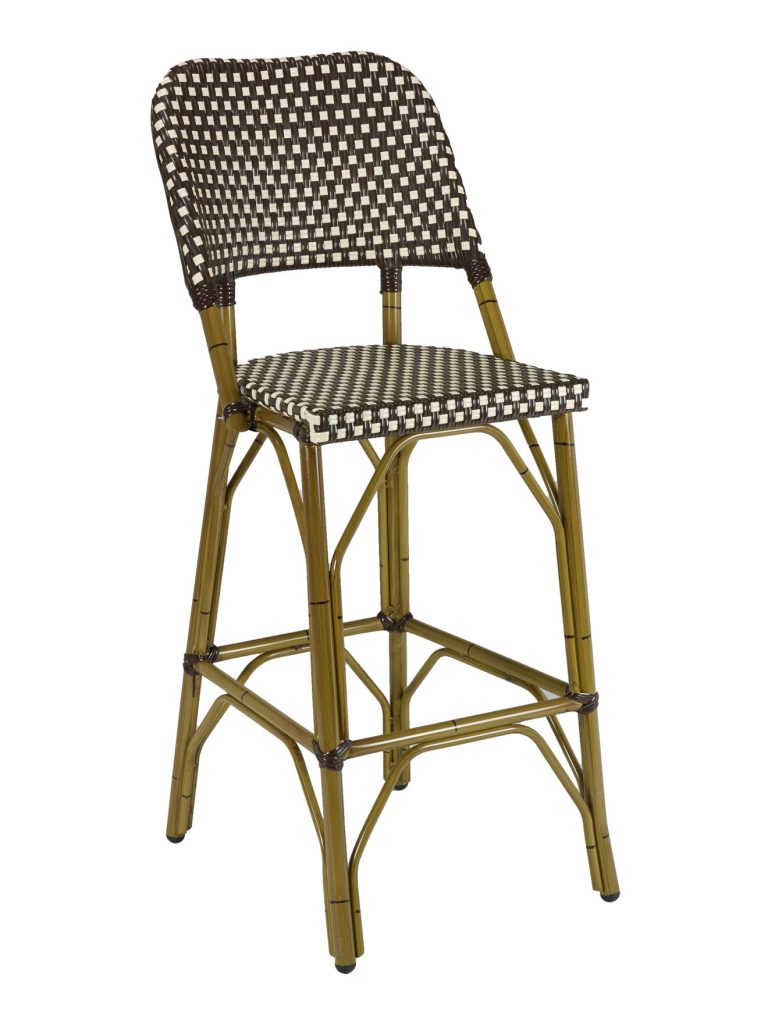 KATHRYN ARMLESS BAR STOOL RC1034 $179.00