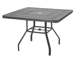 42″ SQ DINING TABLE KD4218SMYN $429.00