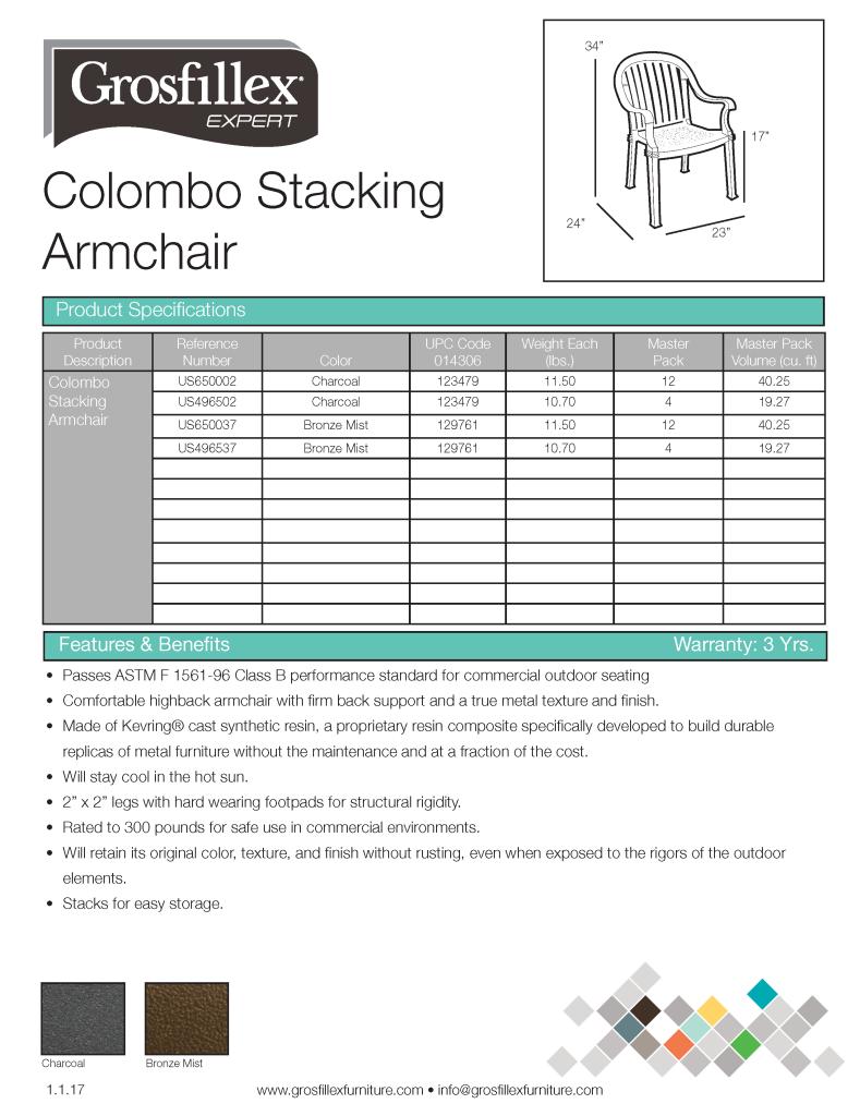 Colombo Armchair
