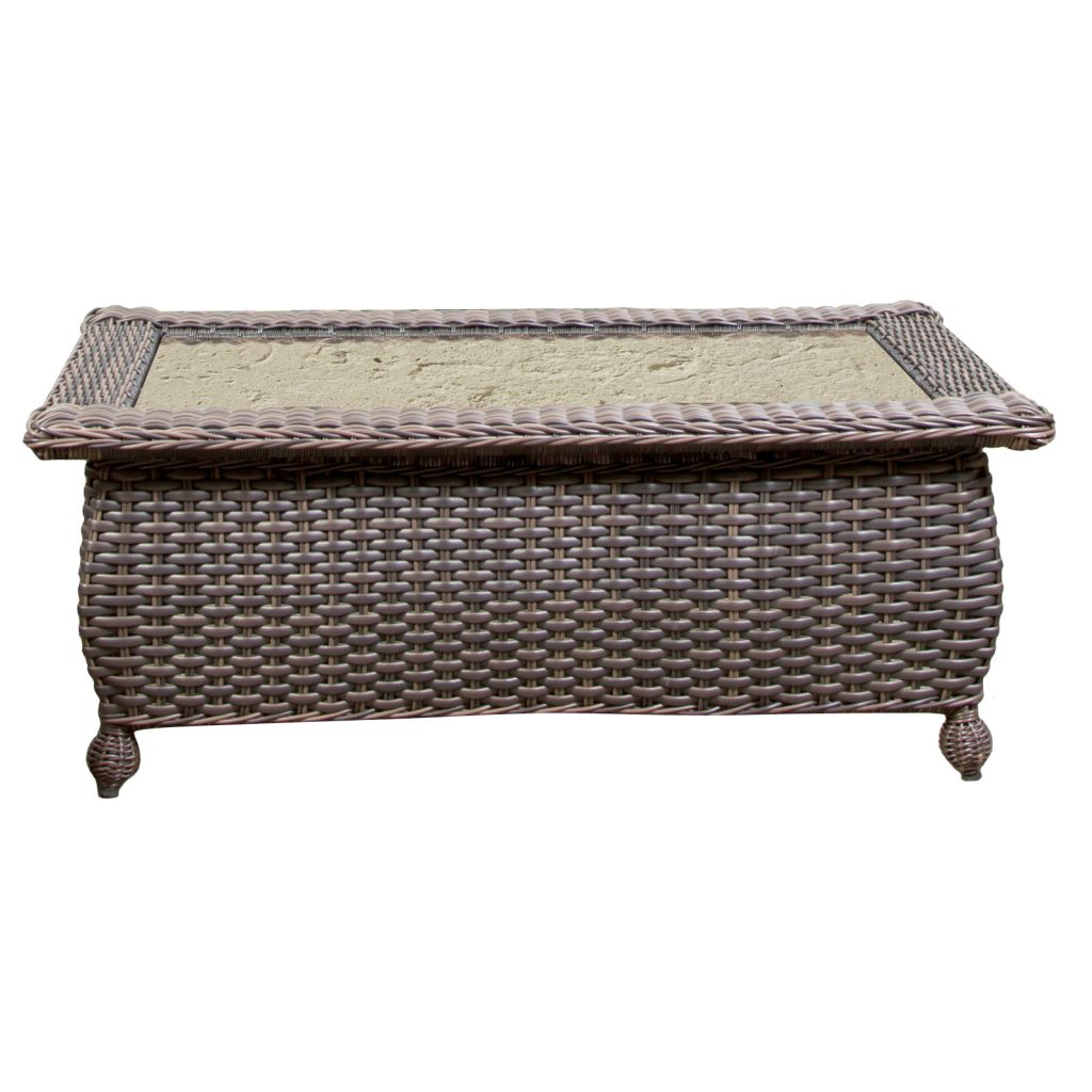 AVALON CERAMIC GLASS COFFEE TABLE RC1655 $620.00