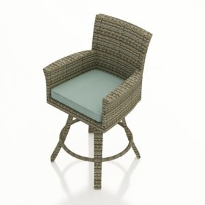 LAGUNA SWIVEL BAR STOOL RC858 GRADE A $290.00 GRADE B $300.00 GRADE C $310.00
