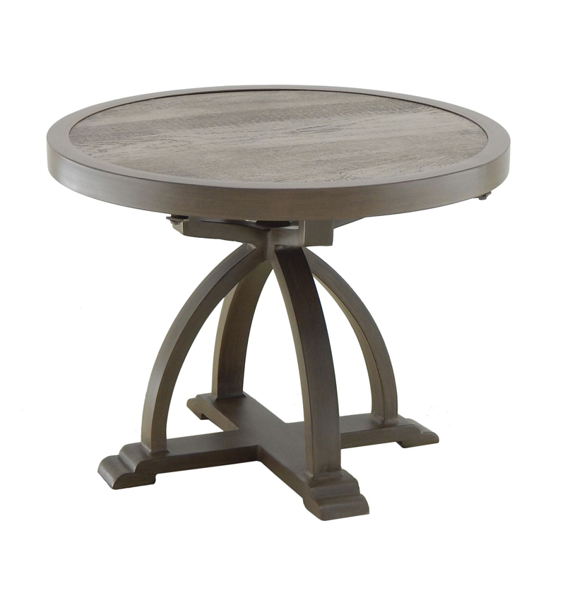 ARCHES ROUND END TABLE KCP24
