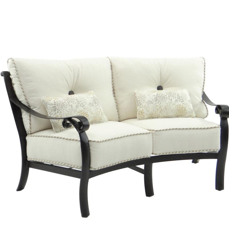 CRESCENT LOVE SEAT 5441T GRADE D:$1449.00 GRADE E:$1649.00 GRADE F:$1799.00 GRADE G:$1999.00