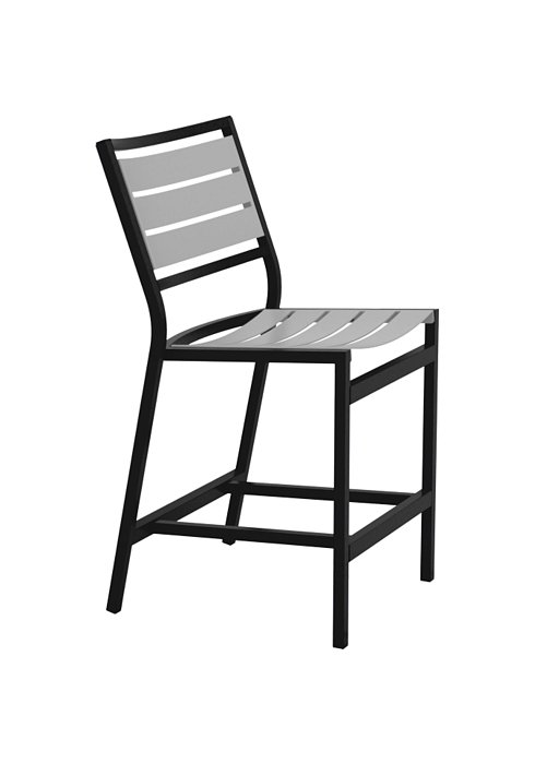 CABANA CLUB SLAT COUNTER HEIGHT STOOL 591429MS-25