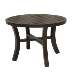 CLASSICAL ELLIPTICAL END TABLE SEP24
