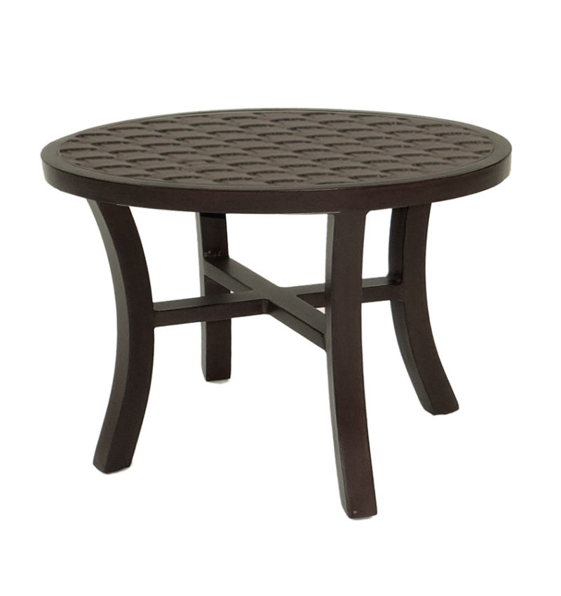 CLASSICAL ELLIPTICAL END TABLE SEP24 $419.00