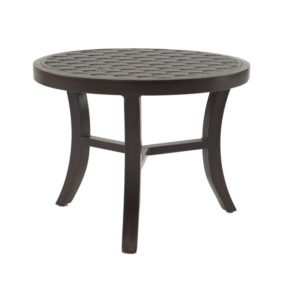 CLASSICAL RD END TABLE SCP24 $429.00