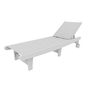 SLING CHAISE MDEL-CL-SLING $629.00 CLICK FOR AVAILABLE COLORS