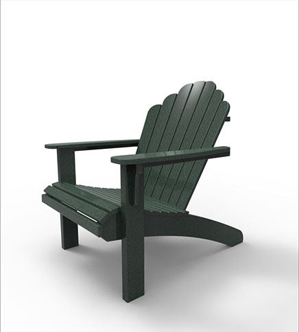 ADIRONDACK CHAIR MHMT-A $309.00 CLICK FOR AVAILABLE COLORS