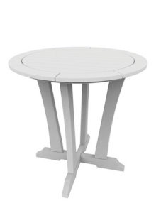 LAGUNA 30″ BISTRO TABLE MLAG-DT30 $359.00 CLICK FOR AVAILABLE COLORS