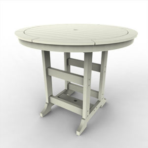 LAGUNA 48″ BAR TABLE MLAG-DT48B $769.00 CLICK FOR AVAILABLE COLORS