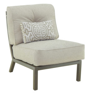 ARMLESS LOUNGE CHAIR 7024T