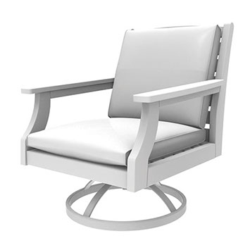 SWIVEL LOUNGE CHAIR MMAY-LCSR $979.00 CLICK FOR AVAILABLE COLORS