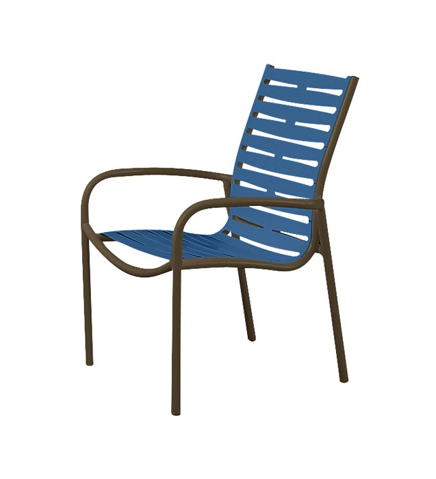 MILLENNIA EZ SPAN DINING CHAIR-RIBBON 9524RB